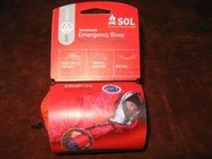 S.O.L. Emergency Bivvy package