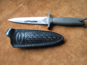 Knife and Sheath- Parker Smoky Mtn. Toothpick