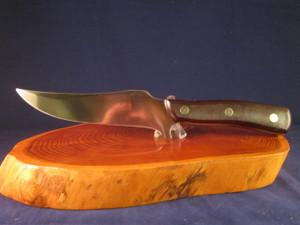 Left side of blade, deerslayer 15 OT