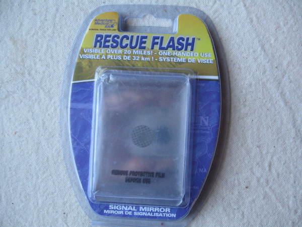 Front view of Blister pack