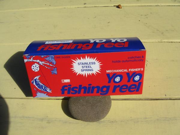 Full case of Mechanical Fishers (yo yo's)