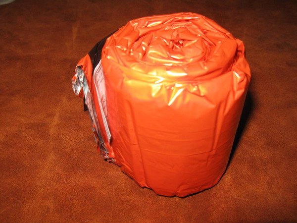 S.O.L. Bivvy out of package
