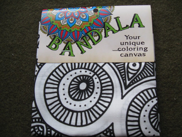 Mandala packaged for Shipping with Header Card.