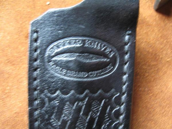 Sheath Parker Cutlery Stamp
