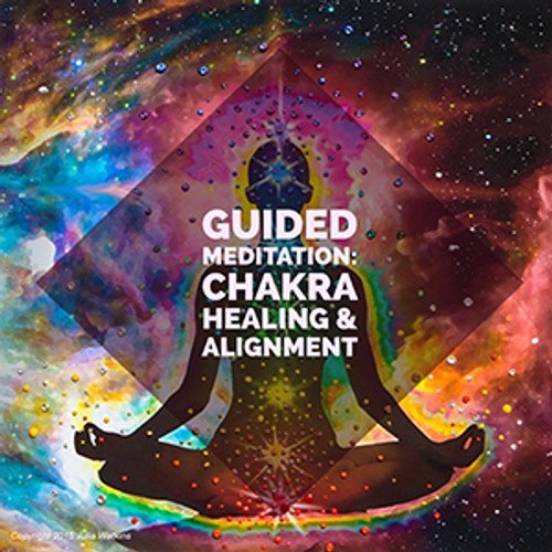Guided Meditation: Archangel Michaels Healing Frequency Chakra Alignment