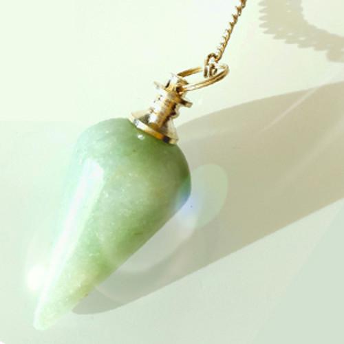Green Aventurine Pendulum
