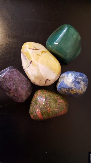 5  Power stones