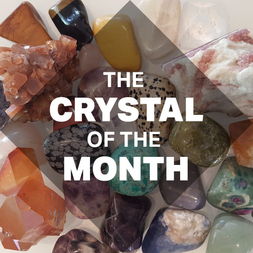 The Crystal of the Month Club ! FREE Shipping!