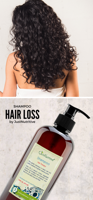 Just Natural Thin Hair Shampoo Review