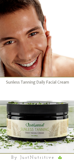Just Natural Skin Care Sunless Tanning Reviews