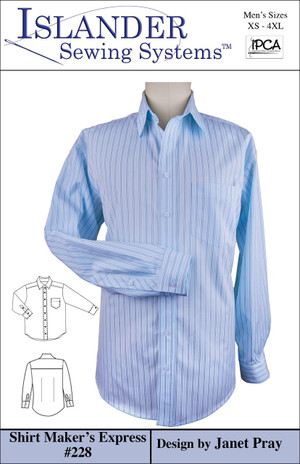 Men's Shirt Maker's Express Downloadable
