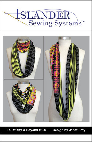 To Infinity & Beyond Scarf Kit