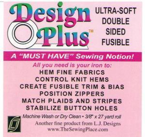 Design Plus Ultra-Soft Double Sided Fusible