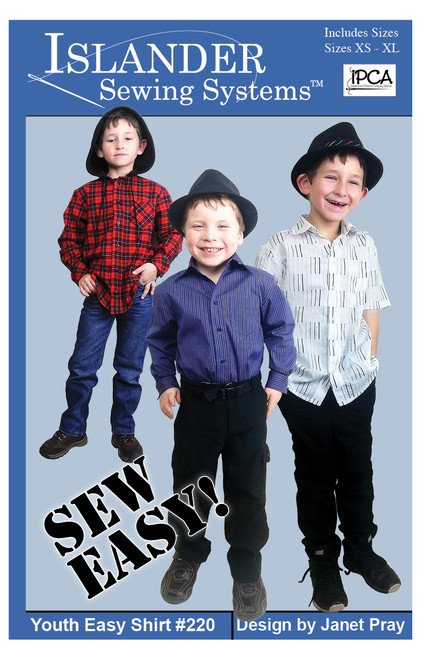 Youth Easy Shirt Tissue