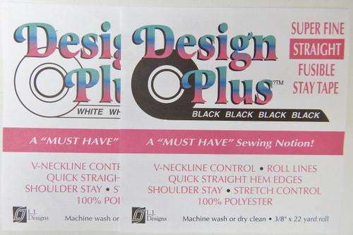 Design Plus Super Fine Straight Fusible Stay Tape