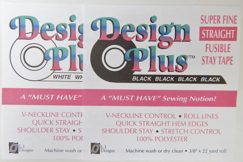Design Plus Super Fine Straight Fusible Stay Tape