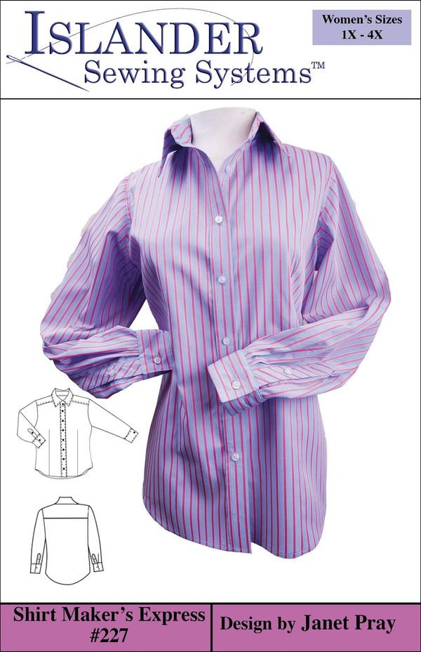 Women's Shirt Maker's Express 1X-4X