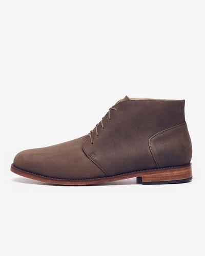 Emilio Chukka Boot - Steel