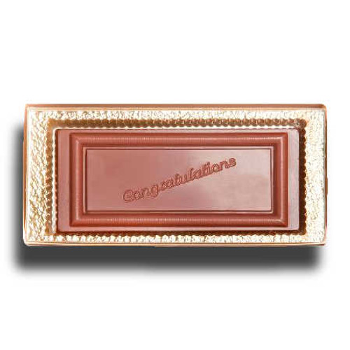 Chocolate Congratulations Bar