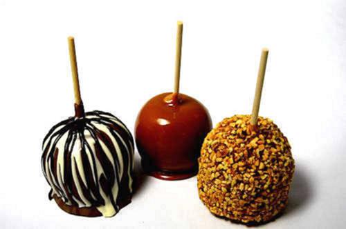 Caramel / Chocolate Dipped Apples