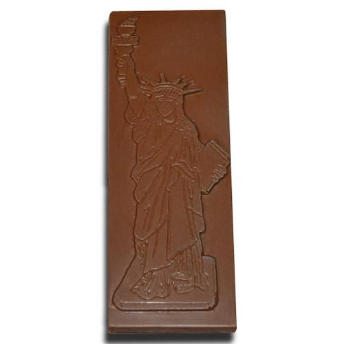 Chocolate Statue of Liberty Bar