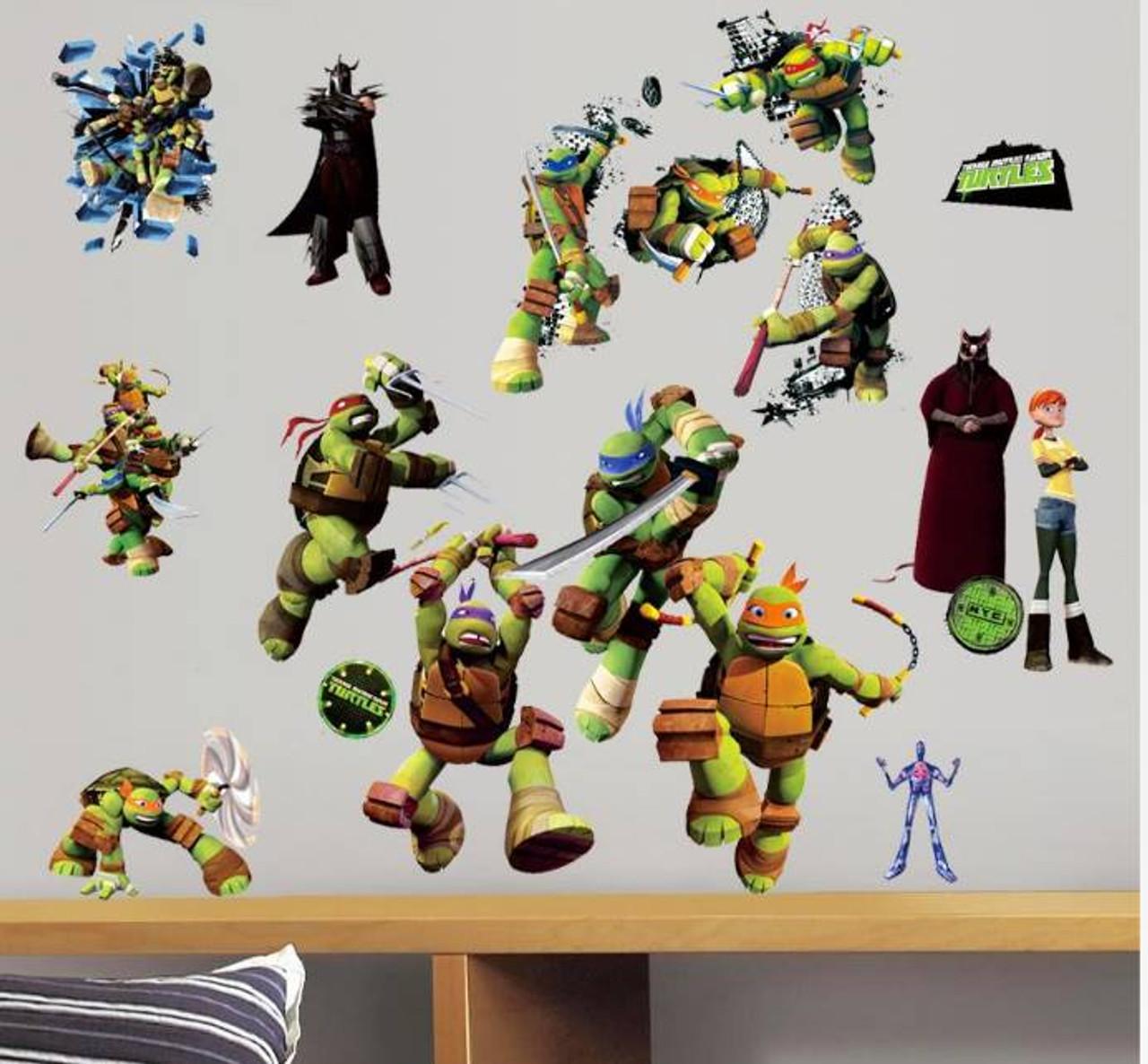 Teenage Mutant Ninja Turtles - Tassie & Beyond Wall Decor