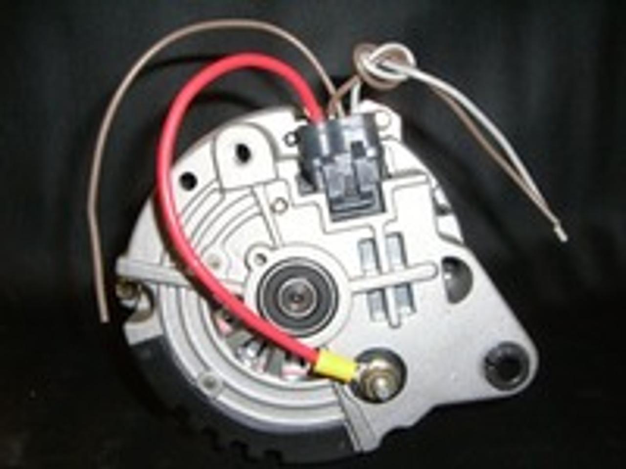CS130 Alternator Conversion