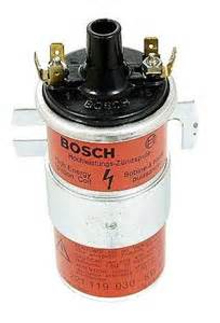 Bosch Red Coil 1.8 ohm recommended for 6 and 8cyl applications