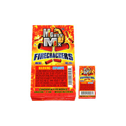 Mighty Max Firecrackers - 100 string