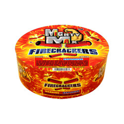 Mighty Max Firecrackers - 1,000 String