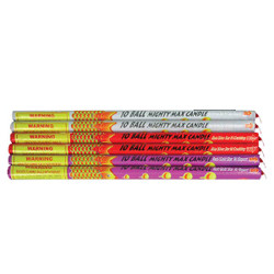 10-Ball Roman Candle