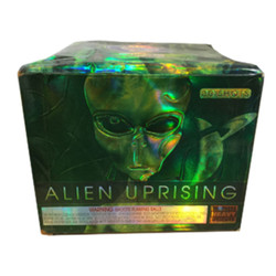 Alien Uprising  Repeater