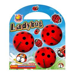 Ladybug (Pack of 3)