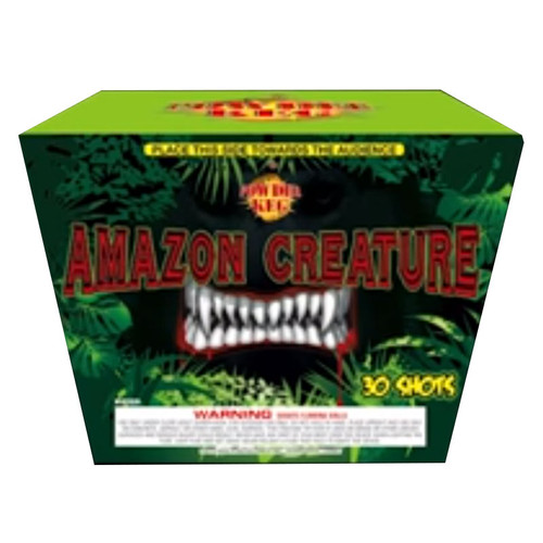 Amazon Creature Repeater