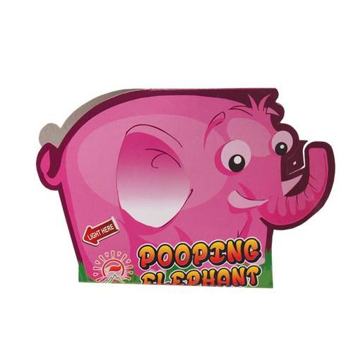Pooping Elephant
