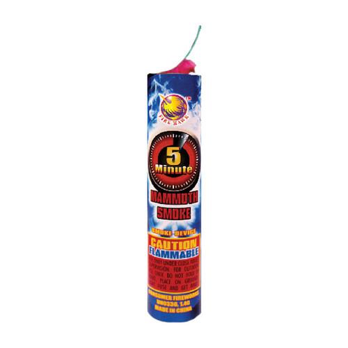 5-Minute Mammoth Smoke