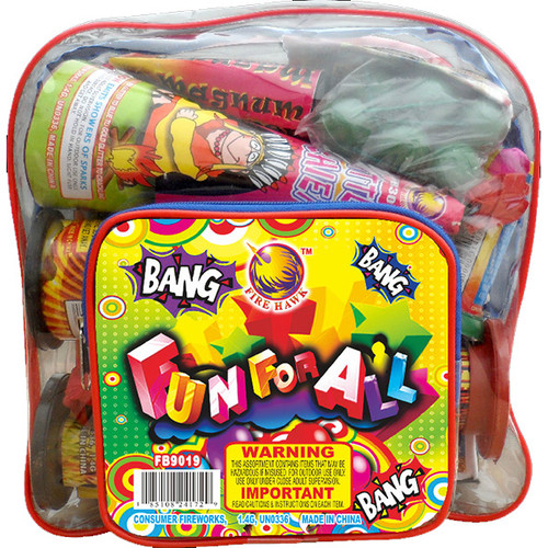 Fun For All Backpack Assortment