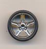 IROC Camaro Wheels & Tires (2 pair) 1/24