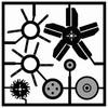 Fan, Alternator, Pulley Faces 1/25