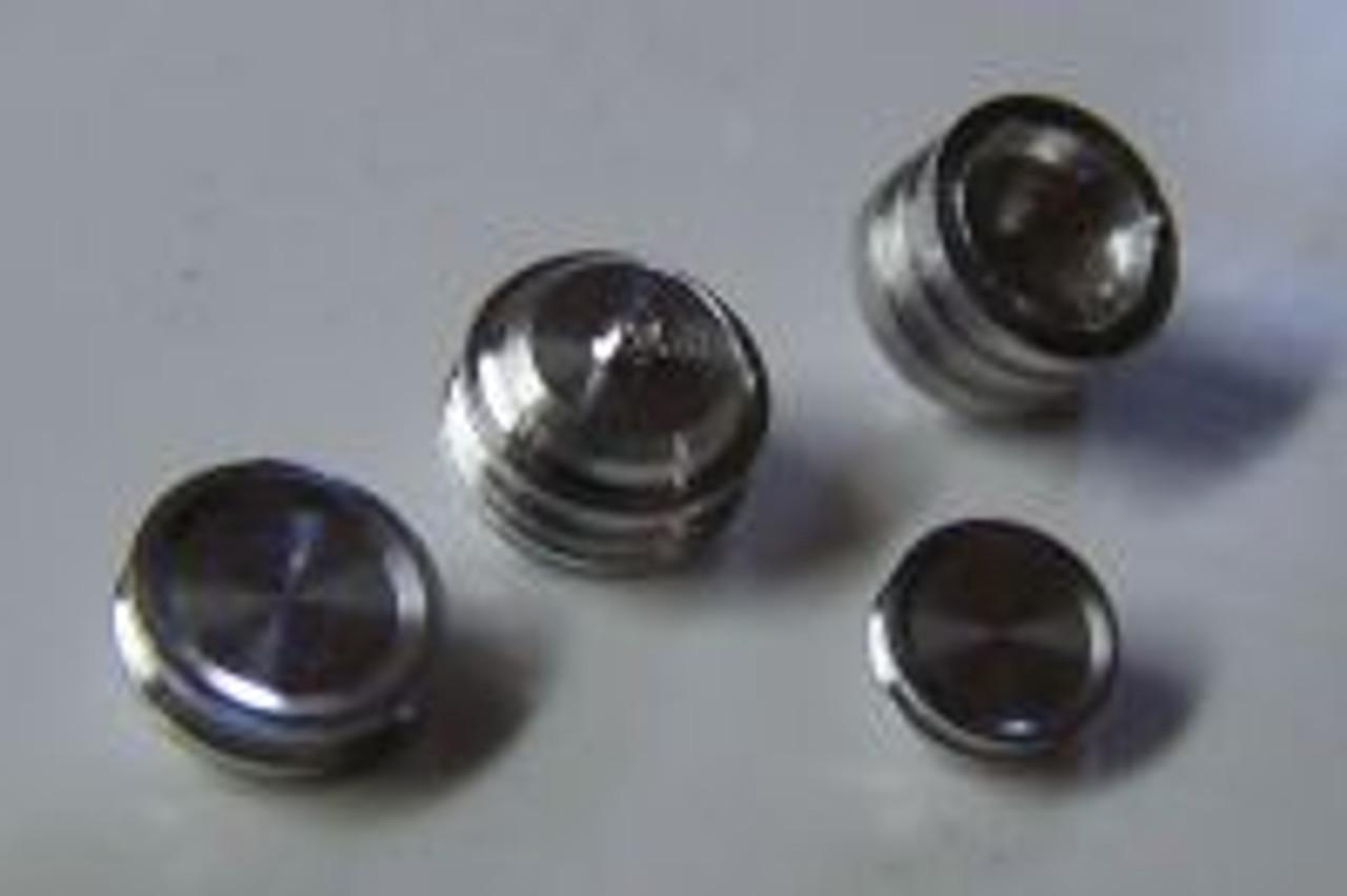 4-Pulley Set - Aluminum 1/25