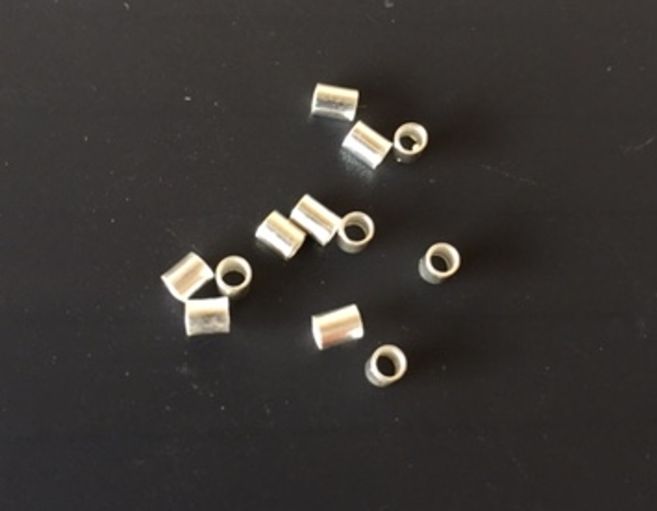 Ferrule Fittings for Braided, Soft, Hard LInes -Silver
