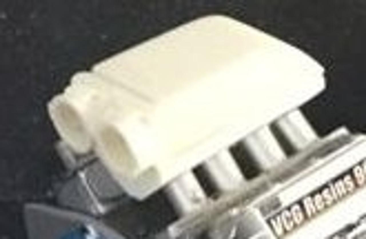 Dual Intake Ram Air / Air Box Kit 1/25