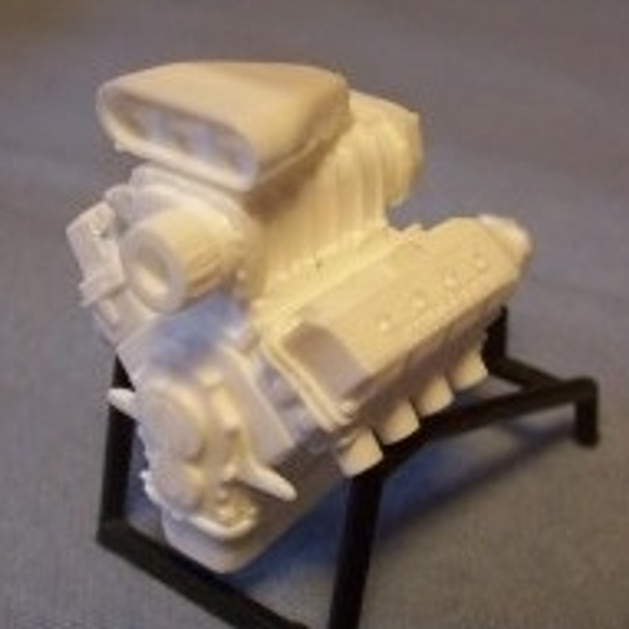 Dodge Pro Mod Engine, Blown 1/25