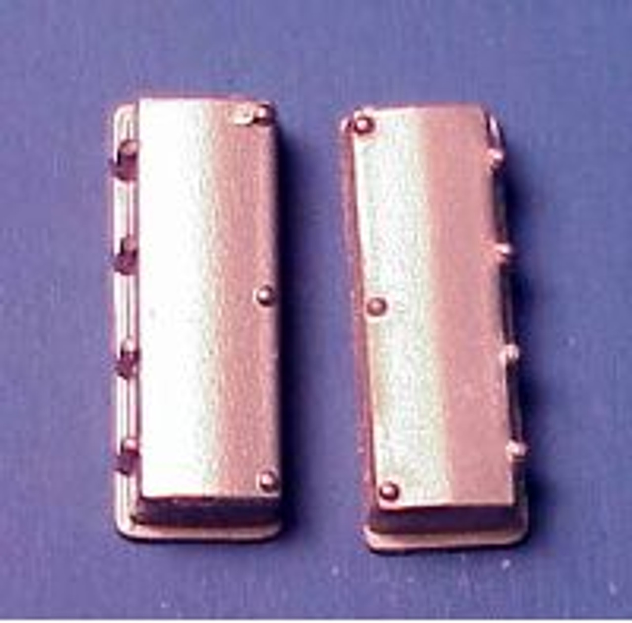Pro Stock Late Model Valve Covers 1/25