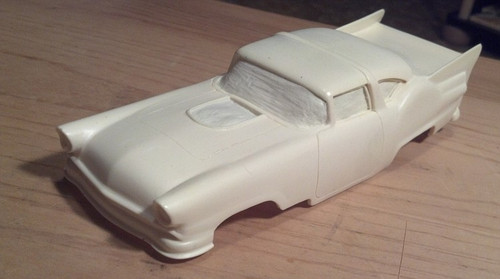 '56 Crown Victoria Pro Mod Body 1/25