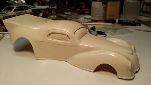 '41 Willys Pro Mod Body 1/25