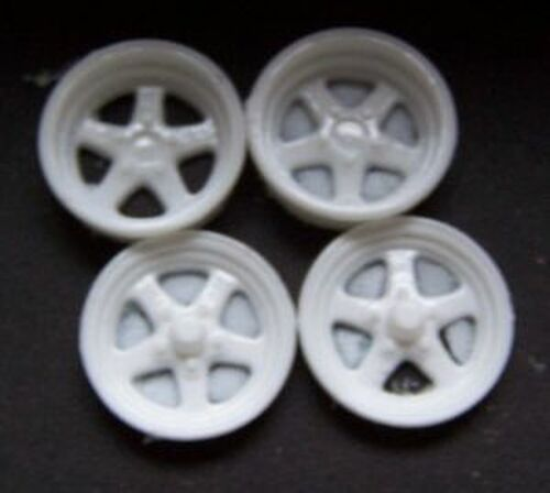Weld 5-Star Street Machine Wheels 1/25