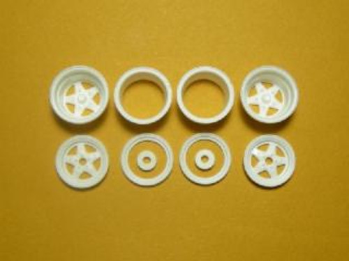 Cragar DragStar Wheels 4-Set 1/25