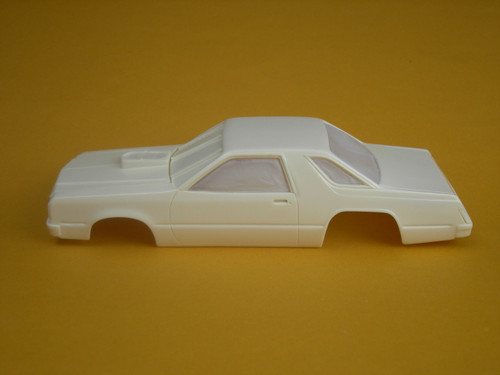 Fairmont Pro Stock Drag Racing Body Kit 1/25