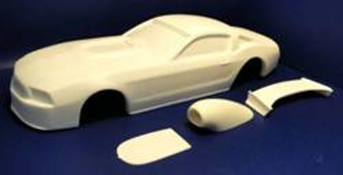 Mustang 2010-12 Pro Mod / Pro Stock Body 1/25